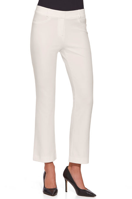 Beyond travel™ crop trouser image