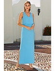 Beyond Travel™ Popover Maxi Dress Photo