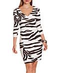Beyond Travel™ Zebra Dress Photo