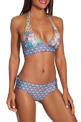 embellished whimsical bikini