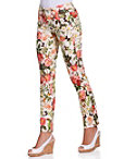 Garden Printed Ankle Jean Photo