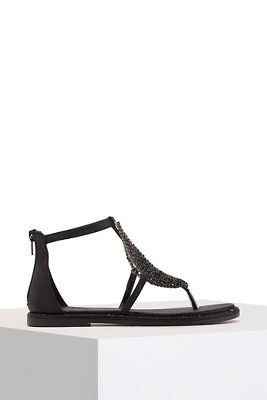 Chainmail sparkle sandal