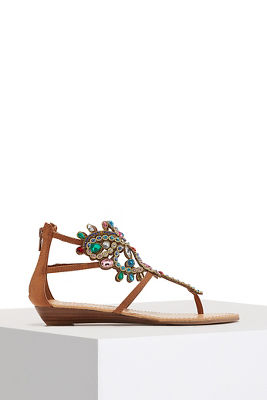 Multijewel sandal