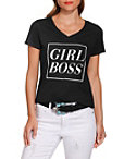 Girl Boss Tee Photo