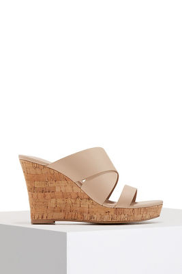 c522d4ba1a26ce Cork slip on wedge