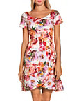 Floral Blooms Dress Photo