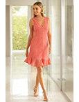 Lace Flutter Dress Photo