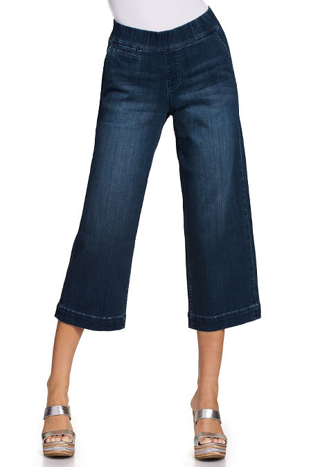Eliana crop trouser image