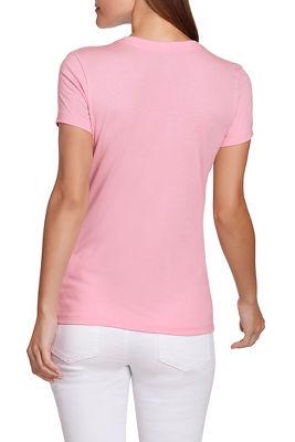 Breast cancer women's tee