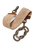Braided Chain Buckle Belt Photo