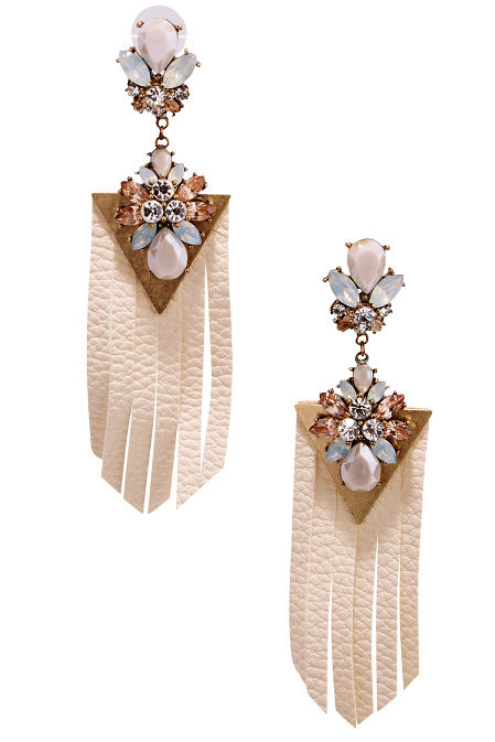 Pastel jewel earrings image