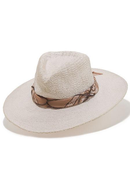 Scarf wrap hat image