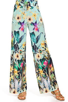Botanical beach pant