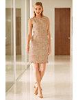 Tweed Sheath Dress Photo