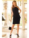 Beyond Travel™ Chiffon Overlay Dress Photo