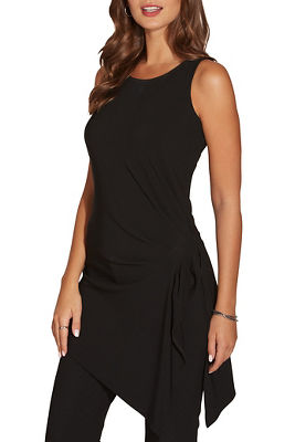 Beyond travel™ cinched drape top