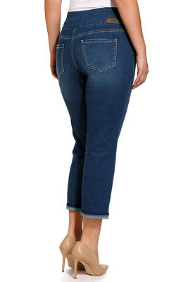amelia slim ankle pull on jean