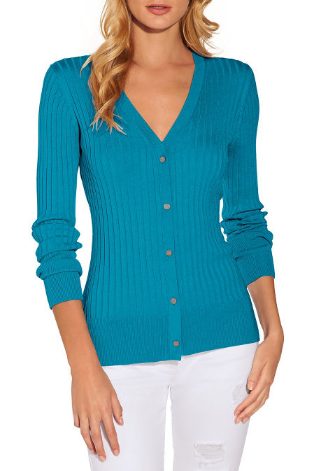 Button up cardigan image