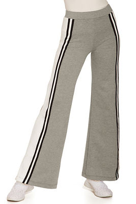 Side track stripe sweatpant