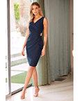 Embellished Compression Dress Photo
