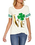 Love St. Patrick's Short Sleeve Top Photo