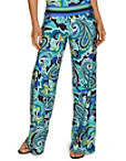Paisley Print Beach Pant Photo