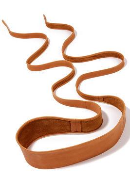 wide wrap leather belt