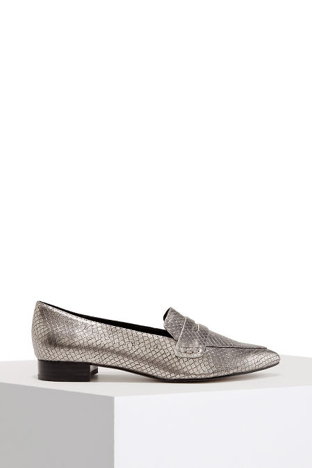 Metallic Loafer image