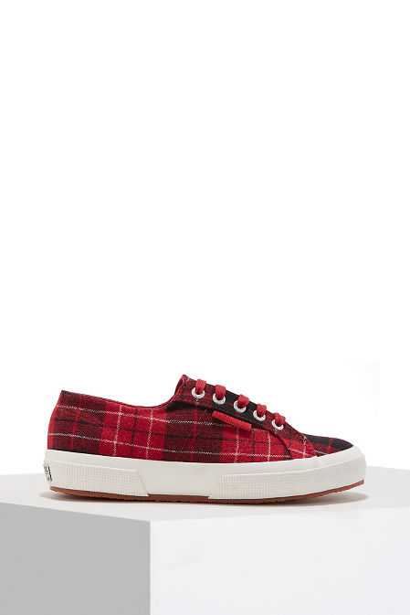 Plaid Sneaker image