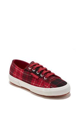 Plaid Sneaker
