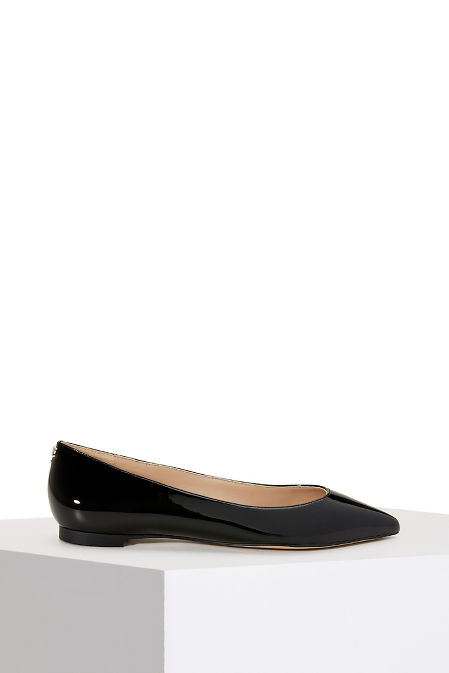 Patent Leather Flat image
