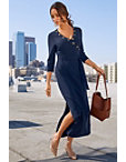 Beyond Travel™ Grommet-neck Dress Photo