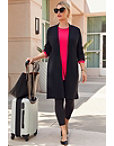 Beyond Travel™ Long Cardigan Photo