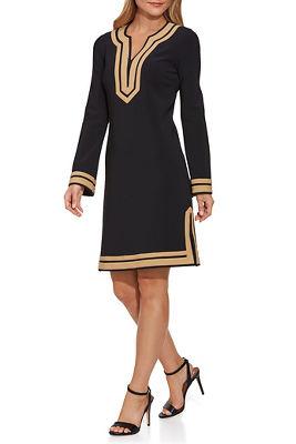Beyond Travel™ Color-Block Tunic Dress