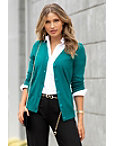 Basic Button-down Cardigan Sweater Photo