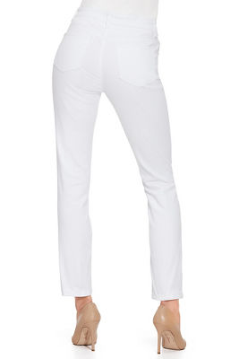 Five Pocket Slim Ankle Jean