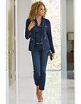 Five Pocket Slim Ankle Jean Photo
