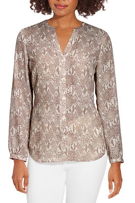 Python Button-Down Shirt