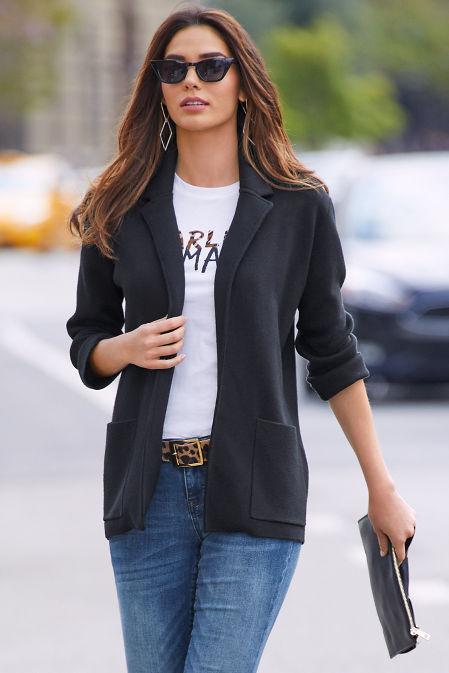 Sweater Blazer image