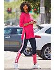 Color Block Sport Legging Photo