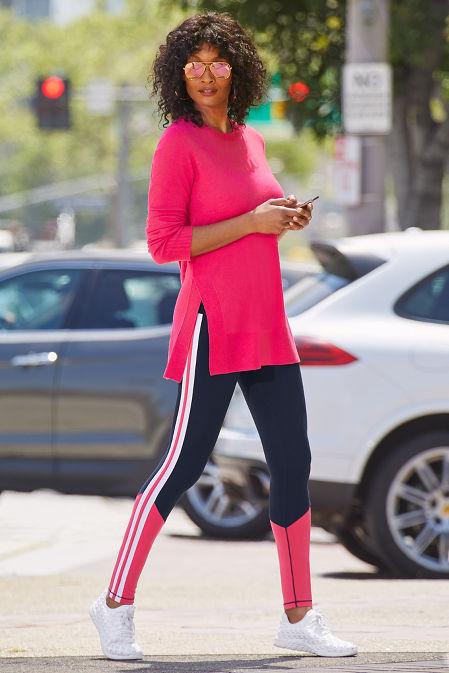 Color Block Sport Legging image