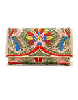 Beaded Embroidered Clutch Photo