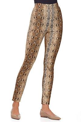 Python Print Pull-On Legging