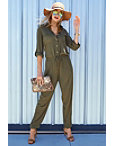 Urban Utility Jumpsuit Photo