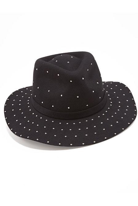 Studded Fedora Hat image