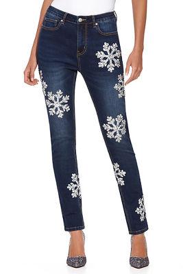 Snowflake Jean