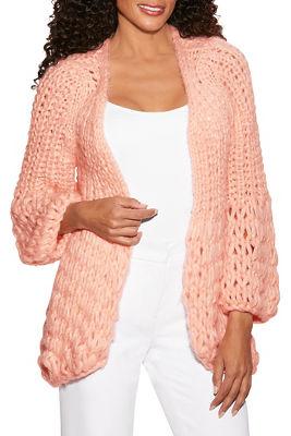 Hand-Crochet Cardigan
