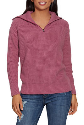 Polo Half-Zipped Sweater