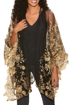 3d lace jacket