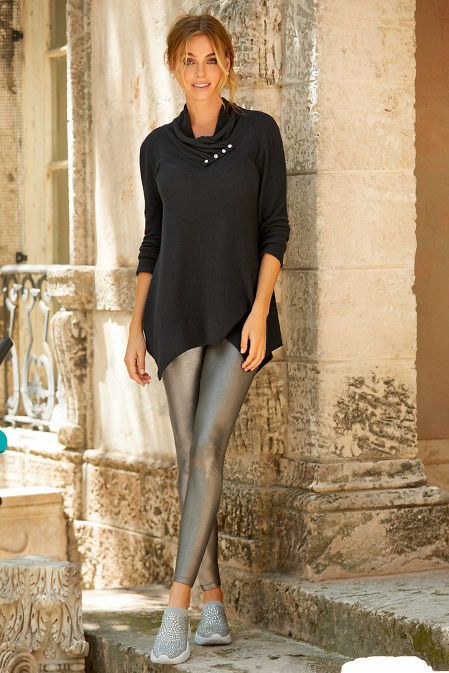 Coated Legging image